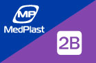 Novelties from the brands - MP MedPlast and 2B.